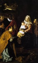 Adoration Of The Kings 1619