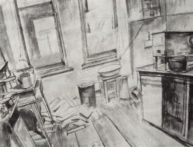 Kitchen 1922