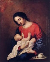 Madonna With Child 1658