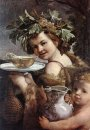 The Boy Bacchus 1620
