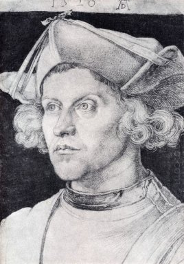 portrait of an unknown man 1520