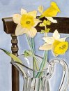 Daffodils And Celery 1948
