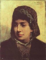 Head of a Jewish Bride