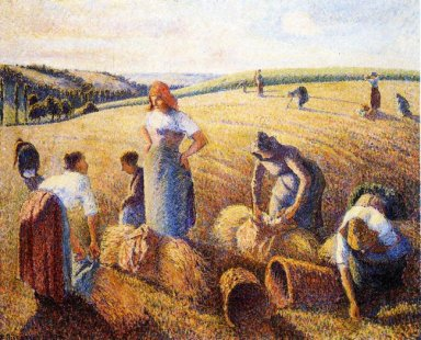 the gleaners 1889