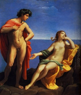 Bacchus And Ariadne 1621