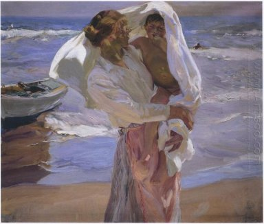 Just Out Of The Sea 1915