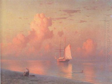 The Sunset 1866