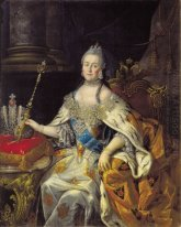 Portrait of Catherine II