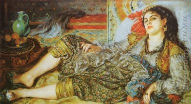 Odalisque Aka An Algerian Woman