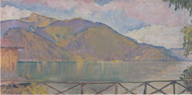 The Abersee 1913