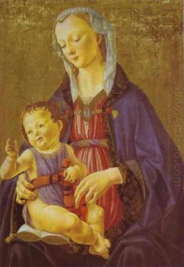 Madonna And Child 2