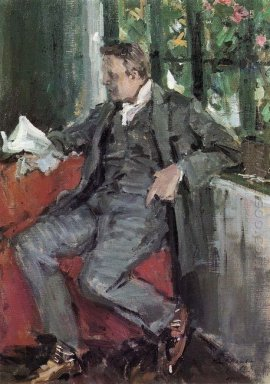 Portrait Of Feodor Chaliapin 1905