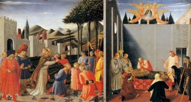 The Story Of St Nicholas 1448