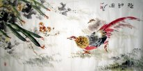 Golden pheasant - Chinese Painting