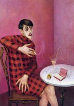 Portrait of the Journalist Sylvia Von Harden