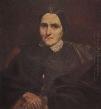 Portrait Of Catherine Tittoni 1852