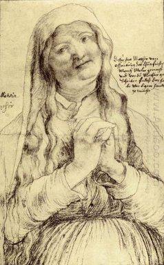 Praying Woman 1514