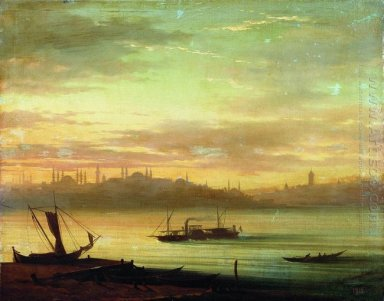 View Of The Bosporus 1864