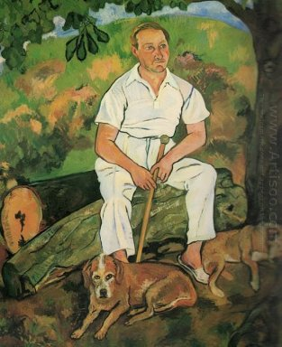Andre Utter And His Dogs 1932