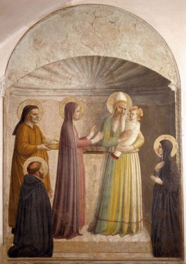 Presentation Of Jesus In The Temple 1442