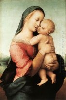 Detail Of The Tempi Madonna 1508
