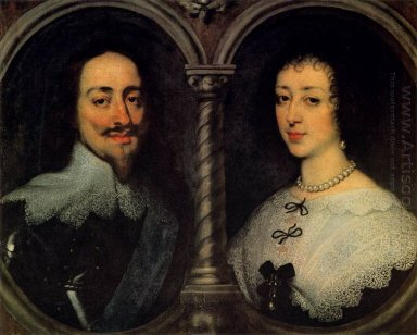 charles i of england and henrietta of france