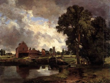 dedham lock and mill 1818