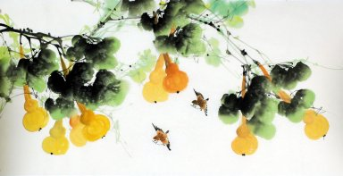 Groud - Chinese Painting