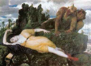 diana sleeping with two fauns 1877