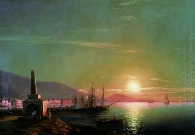 Sunrise In Feodosia 1855