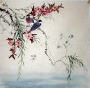 Birds & Flowers - Pittura cinese