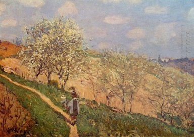 spring in bougival 1873