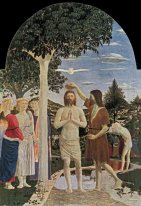 Baptism Of Christ 1450