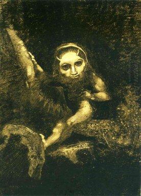 Caliban On A Branch 1881
