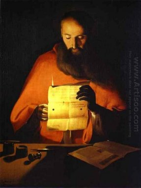 St Jerome Reading 1650