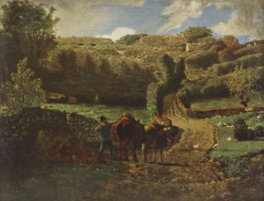 Manor Farm Cousin In Greville 1855