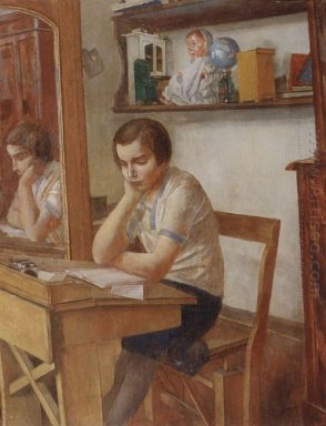 The Girl At The Desk 1934