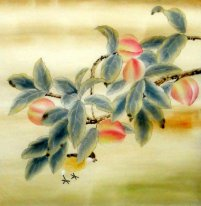 Peachs - Chinese Painting