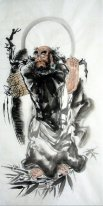 Damo-Chinese Painting
