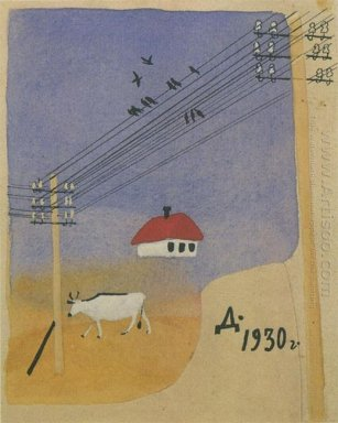 fig for children s book the electrician 1930