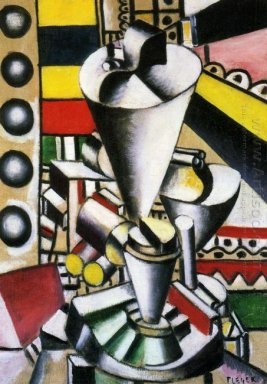 Still Life In The Machine Elements 1918
