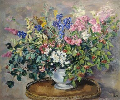 Bouquet Of Flowers 1932