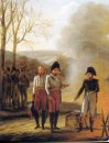 The Conversation Of Napoleon And Francois Ii 1808