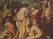 Allegory Of Abundance