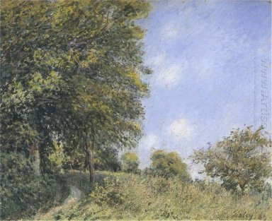 july afternoon near the forest 1887