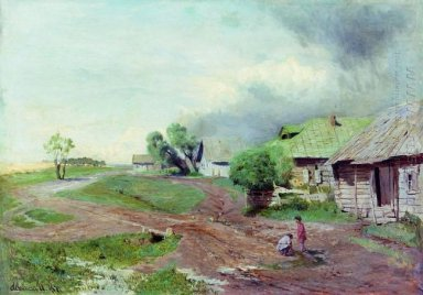 Before The Thunderstorm 1879
