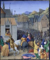 Capture Of Jerusalem By Ptolemy Soter 1475