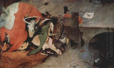 The Temptation Of St Anthony 1516 5
