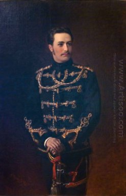 Portrait Of The Count G Bobrinsky