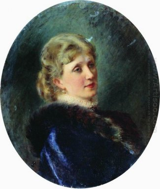 Portrait Of Hudenkova